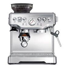 Breville BES870XL Barista Espresso - BRAND NEW WITH MANUFACTURER WARRANTY