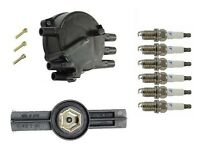 Mazda Millenia 1995-1999 Ignition Kit Distributor Rotor & Cap & Plugs Best Value on sale