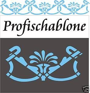Wandschablonen-Wandschablone-Stencil-Malerschablone-Jugendstil-Jugendstil-3