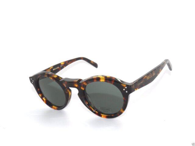 e5e8bb3095b0 Celine Sunglasses Cl41370s E88 85 Blonde Tortoise for sale online