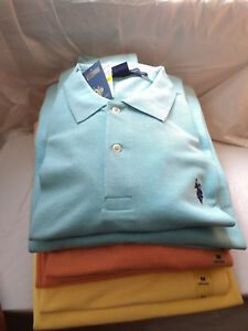 NWT-U-S-Polo-Assn-Embroidered-Men-039-s-Short-Sleeve-Solid-Polo-MSRP-42