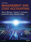 Management and Cost Accounting by Alnoor Bhimani, Charles T. Horngren, Srikant M. Datar, Madhav V. Rajan (Paperback, 2015)