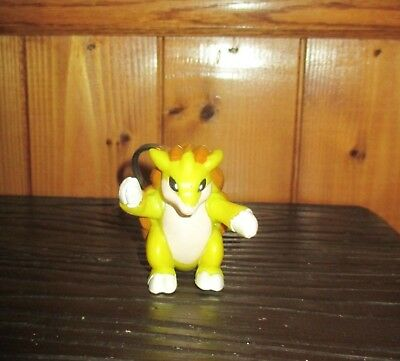 1999 Burger King Kids/' Meal Toy Pokemon Movie Nidoran Key Chain MINT NEW UNUSED
