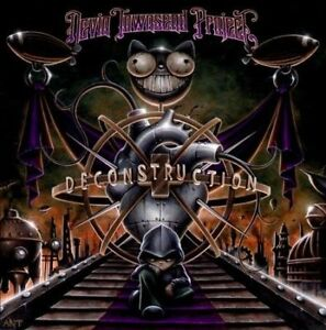 Devin Townsend Project : Deconstruction Heavy Metal 1 Disc CD
