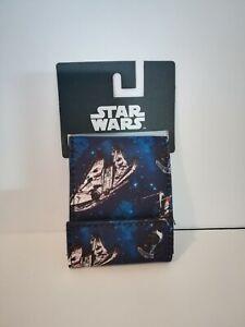 NEW-STAR-WARS-Wallet-Bioworld-Bi-fold-Disney