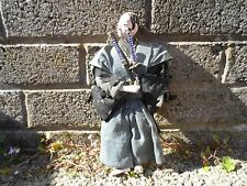 Antique Japanese doll - rare Meiji period Japanese Asian antique doll - art