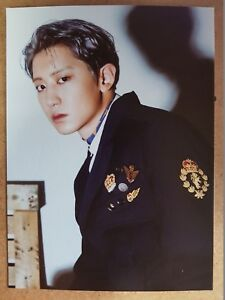 Collectibles EXO CHANYEOL VIVACE Official PHOTOCARD 5th ...