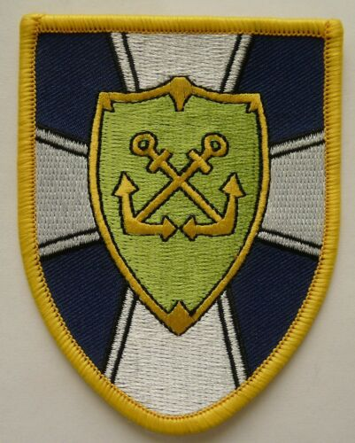 Marine Aufnäher Patch Abzeichen Seebataillon .............A5498