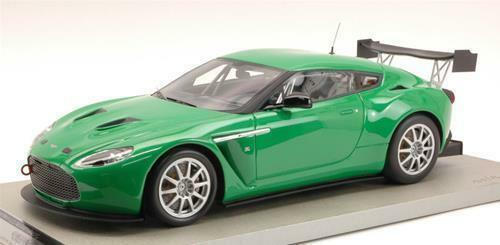 Aston Martin V12 Zagato 2012 Press Version vert Limited Edition 150 pcs 1 18