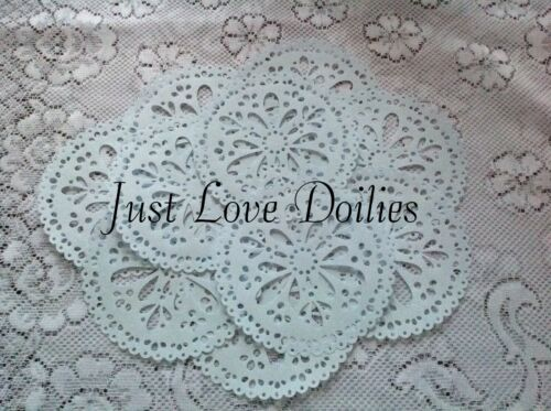 Pack of 10 Quick Cutz /'Classic/' PAPER Doilies/' ***PLEASE READ LISTING***