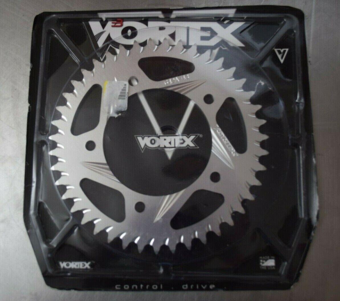 Vortex 823AK-43 Solid Black 43-Tooth Rear Sprocket