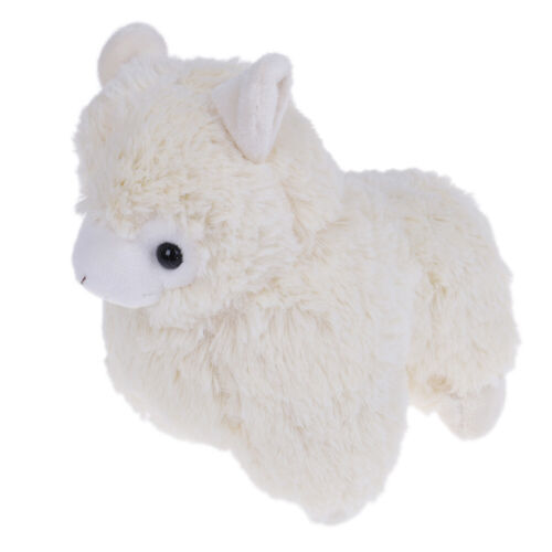 17CM Alpaca Vicugna Pacos Plush Toy Kids Japanese Soft Plush Stuffe TOY GiftsEC