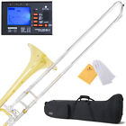 NEW MENDINI INTERMEDIATE W/ F-ATTACHMENT TENOR TROMBONE