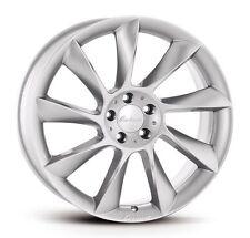 Lorinser Leichtmetallrad RS8 8,5x19 ET44 Silber für Mercedes Benz, VW, Audi, ...