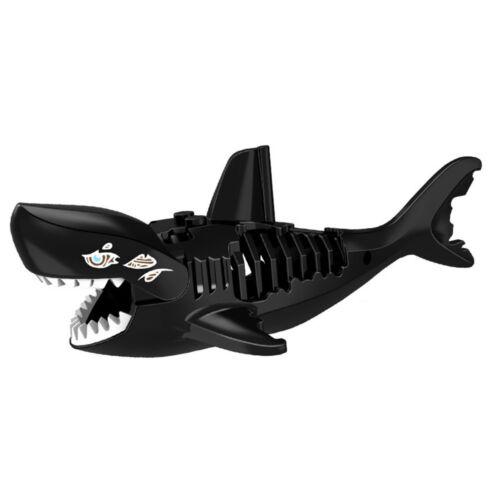New DIY Mini Building Block Animal Camel Shark Brick Model Child Kids Gift Toy
