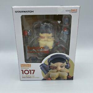 Good Smile Overwatch Torbjorn Nendoroid Action Figure USA Seller