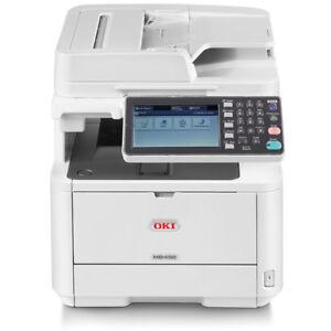 Oki-MB492dn-A4-Duplex-USB-Network-Multifunction-Mono-Laser-Printer-492-MB492-dn