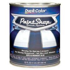Duplicolor Bsp210 Paint Shop Midnight Blue 1 Quart