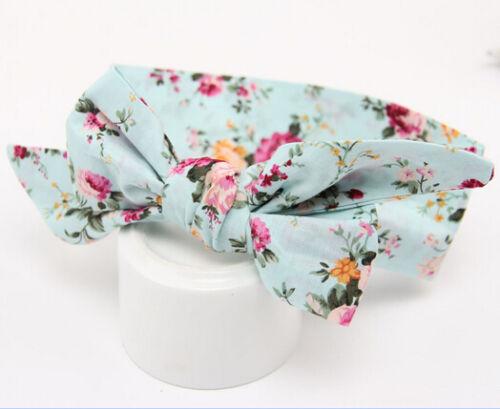 Nettes Kind-Mädchen Baby Kleinkind Bow Stirnband Haar Band Zusätze Kopfbedeckung