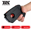 thumbnail 2 - DZS 10 Million Volt Rechargeable Pistol Grip STUN GUN w/ LED Light & Safety Pin