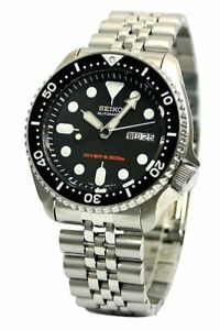 Seiko-Automatic-Divers-SKX007K2-Men-039-s-Watch