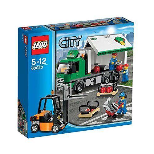 Lego 60020 Camión de Mercancías.