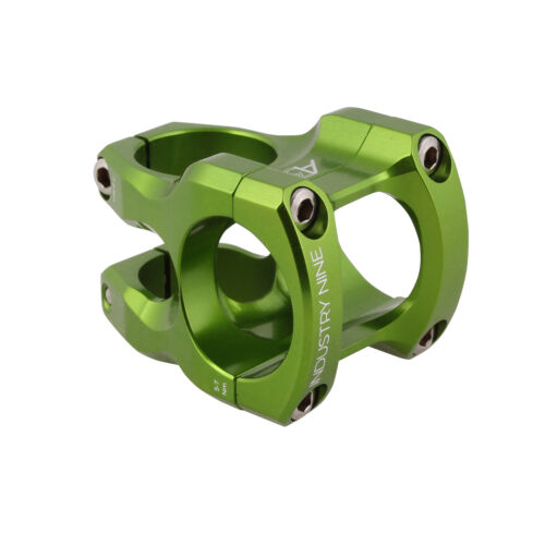 Lime 31.8 30mm Industry Nine A318 Stem,