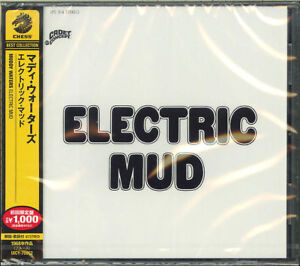MUDDY-WATERS-ELECTRIC-MUD-JAPAN-CD-B50