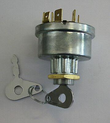 Lucas Typ 36614 128SA Zündschalter für Massey Ferguson