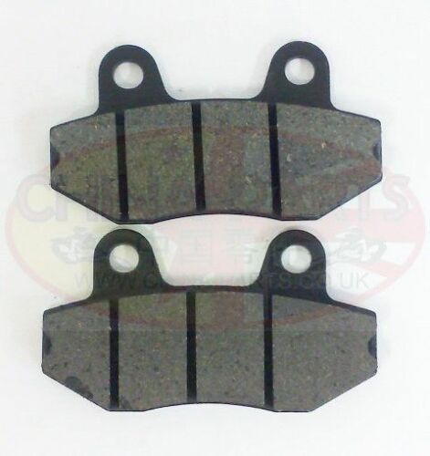 Brake Pads for Znen Tommy 125 ZN125T-E