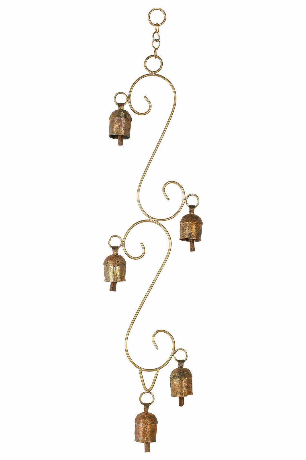 Hanging Bell Home Decoration Copper Alloy Bell Outdoor Hanging Bell