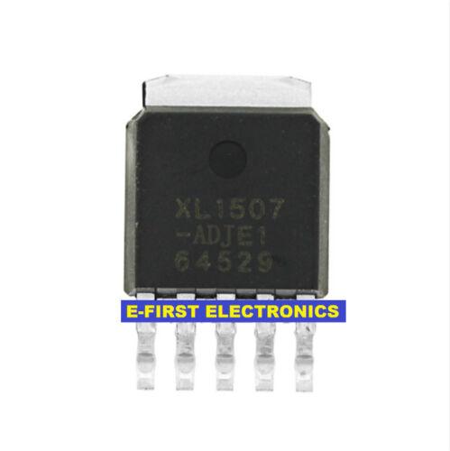 30pcs XL1507-ADJ XL1507 Power Supply DC-DC Step-Down IC TO-252 SMD
