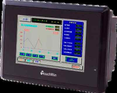 New 7 Inch HMI XINJE TG765-MT Touch Screen With Free USB Program Download Cable