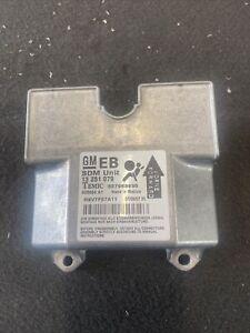 Vauxhall Astra H Air Bag Control Module ECU 13251079