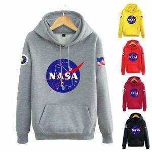 NASA-Hoodie-Pullover-Sweaters-Hoodies-Men-amp-Women-Tops-Unisex-Sweatshirts-Outwear