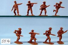 ARMIES in Plastic 5514 Royal Navy Cachi Vestito guerra boera Figure/KIT GIOCHI DI GUERRA
