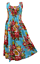 100-Cotton-Long-Boho-Maxi-Dress-Sleeveless-Party-Evening-Size-14-16-18-20-22-24 thumbnail 2