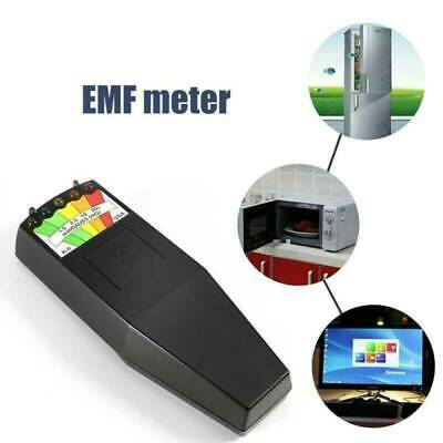 LED EMF Meter Magnetic Field Detector Ghost Hunting Paranormal Equipment Tester