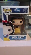 Funko Pop Snow White Classic Disney RARE REAL VAULTED