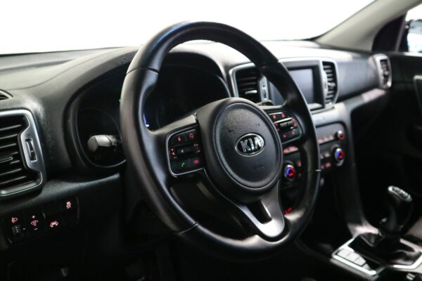 Kia Sportage 1,6 T-GDi Advance Edition - billede 3