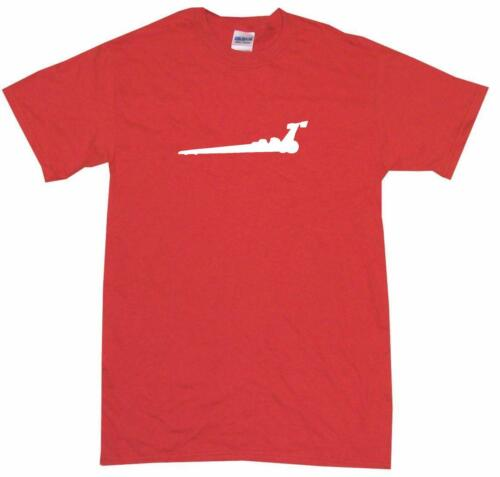 Drag Racing Dragster Silhouette Mens Tee Shirt Pick Size /& Color Small 6XL