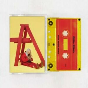 Billie-Eilish-CASSETTE-don-039-t-smile-at-me-EP-2017-2020-Darkroom-interscope
