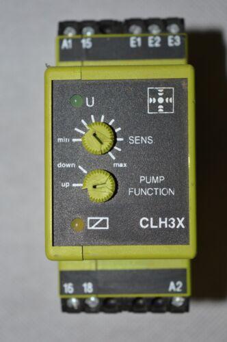 TELE füllstandsüberwachungs-Relais clh3x-tr3 Level 1 Changeur 12.006