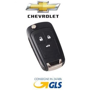 Key shell Cover Remote Control 3 Keys Chevrolet Matiz Spark Aveo Captiva Cruze