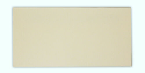 EASY PEEL /& SEAL IVORY CROXLEY HERITAGE ENVELOPES STRAIGHT FLAP 10-1000 DL