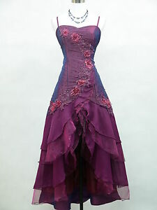 Cherlone-Satin-Dark-Purple-Prom-Lace-Bridesmaids-Ball-Wedding-Evening-Gown-Dress
