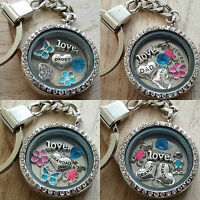 Personalised Keyring GIFT FOR DAD DADDY GRANDAD PAPA GRANDPA - Fathers Day Gifts