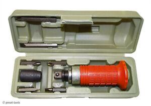 "1/2"" DRIVE IMPACT DRIVER TOOL – automotive tools hammer screwdriver cushion grip"