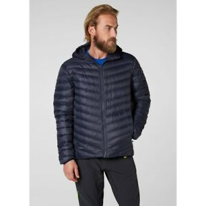 Graphite New Hansen 62773 Inulator Jacket Hooded 996 Helly Verglas Down Blue RWw1Wv