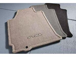 New Oem 2008 2012 Nissan Altima Sedan 4pc Carpet Floor Mat